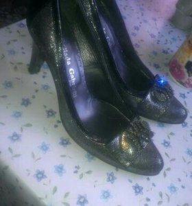 Туфли. Чешки