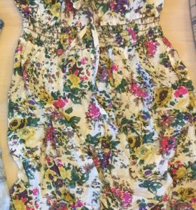 Платья летние (3 шт.)+ туфли