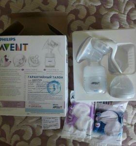 Philips Avent молокоотсос