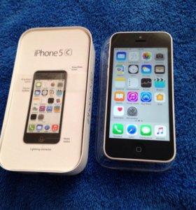 iPhone 5c, 32gb, white