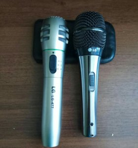 Микрофоны LG