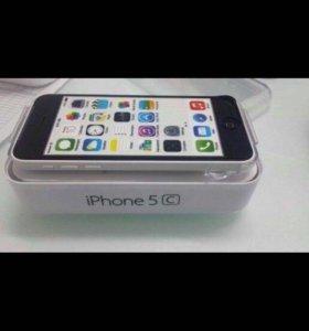 Продам iPhone 5c 8G