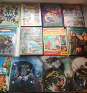 Игры и фильмы