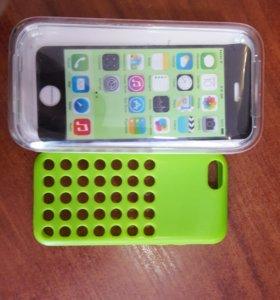 Iphone 5c green 32 GB