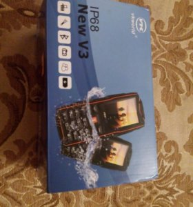 Телефон vkworld IP68 New V3