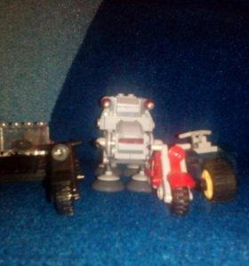 Лего мини-фигурки