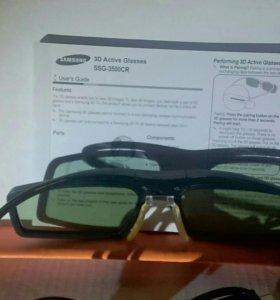Очки 3D (Samsung SSG-3500CR[A]