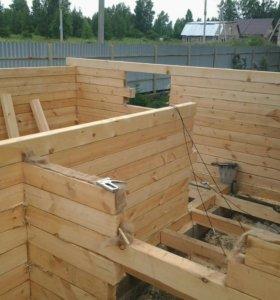 Выполняю строительные работы