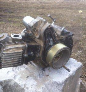 Двигатель мопеда 72 куба