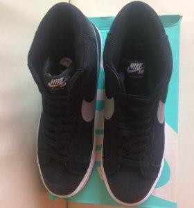 Кеды высокие Nike Blazer Sb