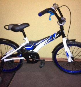 """Велосипед детский Black Aqua Sharp 20"""""""