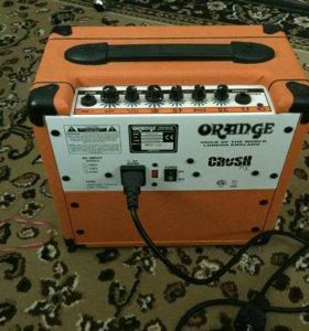 Гитарный усилитель Orange CR12L crush PIX