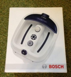 Ванночка для ног Bosch PMF 2232