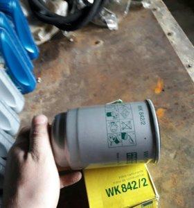 Фильтр топливный MANN FILTER WK 842/2