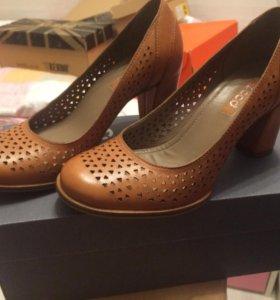 Туфли ECCO новые