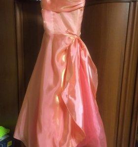 Вечернее платье для ребёнка 7-10 лет