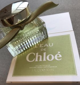 Туалетная вода L'eau de Chloe, 30ml