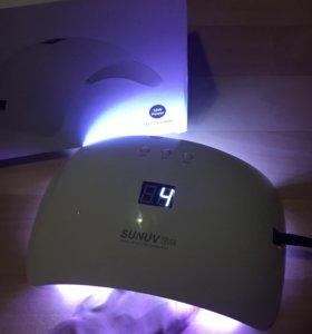 UV/LED лампа 36Вт