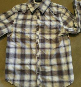 Рубашка La redoute на рост 104 см
