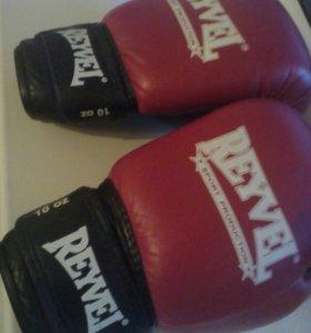 Проффесиональные боксерские перчатки