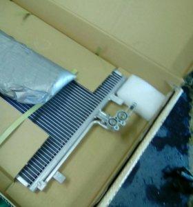 конденсор кондиционера мондео 4