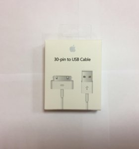 Оригинальный кабель iphone 4/4s