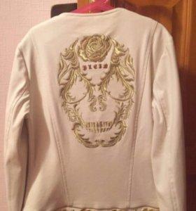 Куртка экокожа Philipp Plein