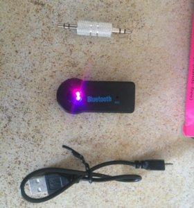 Bluetooth адаптер MP3 плеер