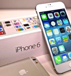 Смартфон Apple iPhone 6 16gb.