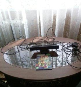 Kinect xbox360+игры