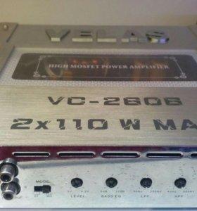 Усилитель Velas VC2606
