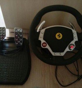 Руль Thrustmaster Ferrari f430