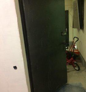 Входные железные двери