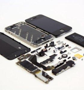 Запчасти на iPhone 4