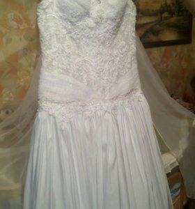 Свадебное платье новое !!!