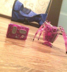 """Радиоуправляемый паук """"Hexbug"""""""