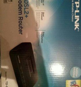 Маршрутизатор TP-Link TD-8816,ADSL2+