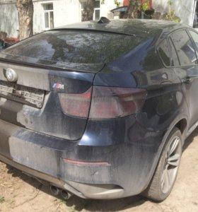 Автомобиль BMW X6 I (E 71)