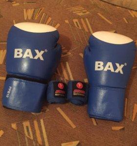 Боксёрские перчатки bax