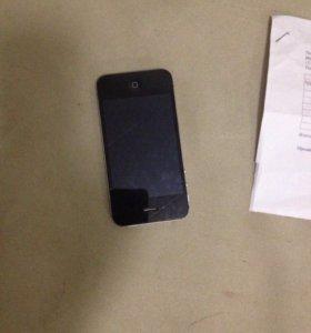 iPhone 4 на 64Gb