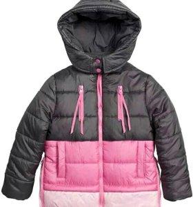 Демисезонная куртка Pelican для девочки