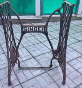 """Станина """"Зингер"""" на колесиках"""