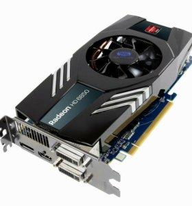 Видеокарта Sapphire HD 6850 1Gb PCI-E 256bit