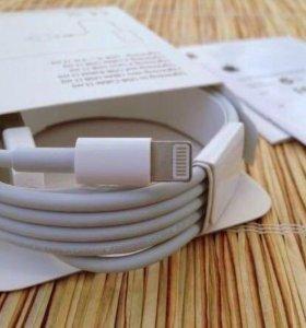 Кабель lightning/USB(1м) на iPhone 5/5c/5s/6/6s