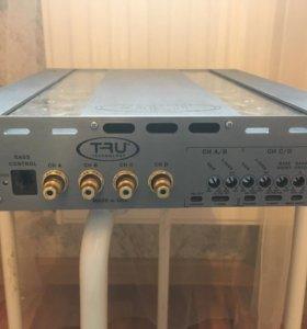Усилитель TRU Technology Billet B475