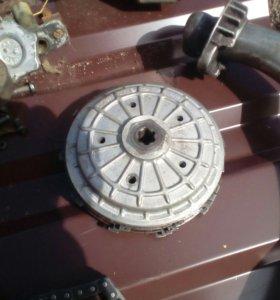 Бардачки, сцепление, гегератор, крышки на яву 638.