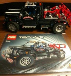 Lego 9395 pick-up tow truck (тягач)