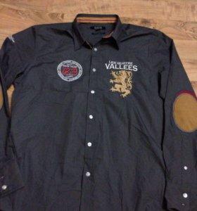 Продам новую фирменную рубашку размерL