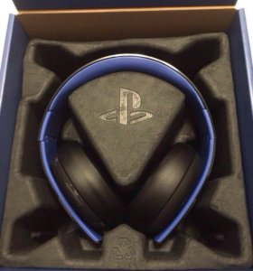 Sony Gold Wireless Stereo Headset 2.0