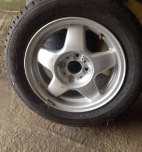 Продам колесо в месте с диском, КАМА - 208